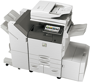 Sharp MX-5500N Printer TWAIN Windows 8 X64