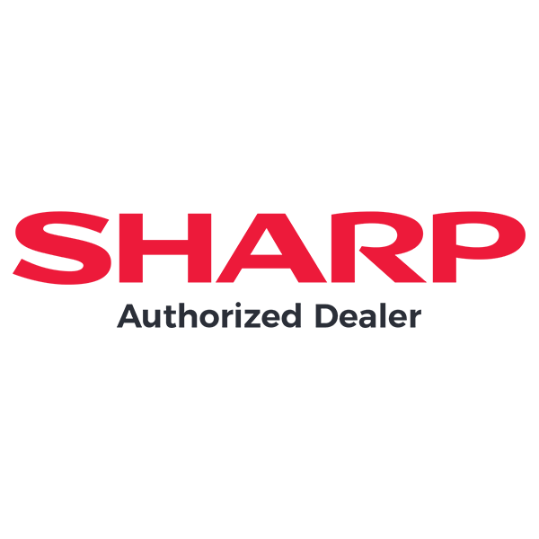 SHARP Authorized Dealer logo